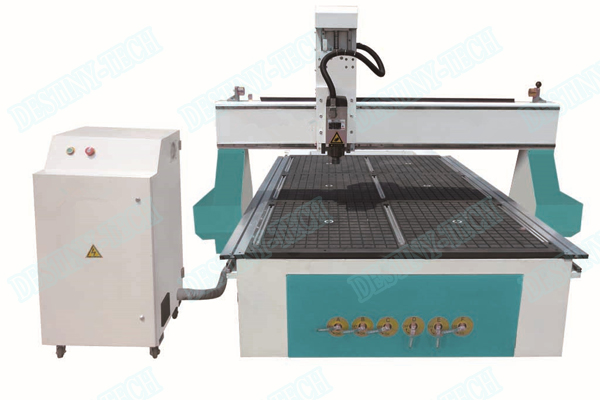 DT-1325/1530 CNC Router with Vacuum platform