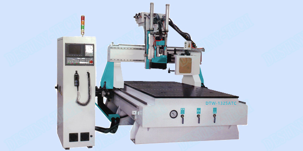 DTW-1325 ATC  Autometic knife changed CNC Router