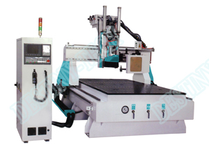 DTW-1325/1530 T  Round ATC CNC Router with autometic tool changer